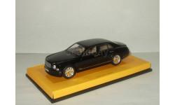 лимузин Бентли Bentley Mulsanne 2010 Черный Minichamps 1:43