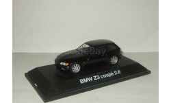 БМВ BMW Z3 2.8 Черный Schuco 1:43