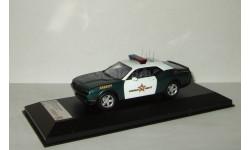 Додж Dodge Challenger R/T Police Sheriff USA 2009 PremiumX 1:43 PR0052, масштабная модель, 1/43, Premium X