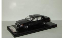 лимузин Линкольн Lincoln Town Car 1996 Черный PremiumX 1:43 PRD101, масштабная модель, Premium X, scale43