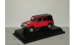 Джип Jeep Wrangler Unlimited 2014 4х4 Freedom Edition Greenlight Collectibles 1:43, масштабная модель, scale43