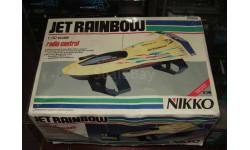 Радиоуправляемая Лодка - Катер Jet Rainbow Nikko 1:30 47 см, радиоуправляемая модель