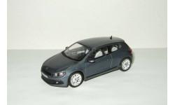 Фольксваген VW Volkswagen Scirocco III Norev 1:43, масштабная модель, 1/43