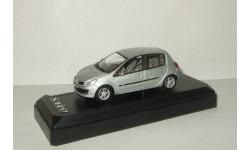 Рено Renault Clio III 2005 Solido 1:43, масштабная модель, 1/43
