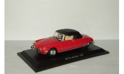Ситроен Citroen DS21 Cabriolet 1967 Universal Hobbies 1:43, масштабная модель, Citroën, scale43