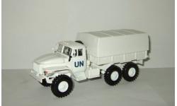 Урал 4320 6х6 ООН UN СССР Элекон 1:43, масштабная модель, scale43