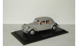 Ситроен Citroen Traction 11 A 1936 Universal Hobbies 1:43, масштабная модель, Citroën, scale43