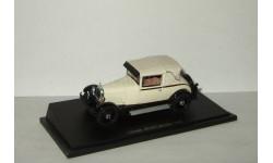 Ситроен Citroen B 14 G Cabriolet 1928 Universal Hobbies 1:43, масштабная модель, Citroën, scale43
