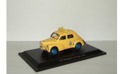 Рено Renault 4CV Touring Secours belge 1958 Eligor 1:43, масштабная модель, scale43
