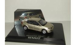 Рено Renault Megane II Седан 2003 Norev 1:43, масштабная модель, 1/43