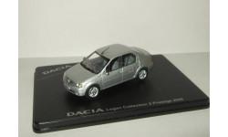 Рено Renault Dacia Logan 1 2006 Eligor 1:43, масштабная модель, 1/43
