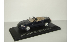 Ягуар Jaguar XK Convertible Norev 1:43 270021, масштабная модель, 1/43