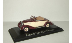 Рено Renault Type YZ4 Vivasport Norev 1:43 519502, масштабная модель, 1/43