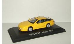 Рено Renault Alpine A610 Norev 1:43 517830, масштабная модель, 1/43