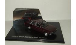 Пежо Peugeot 505 SR 1979 Norev 1:43, масштабная модель, 1/43