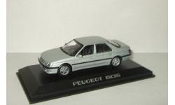 Пежо Peugeot 605 1998 Norev 1:43 476500, масштабная модель, 1/43