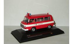 Баркас Barkas B1000 Feuerwehr Пожарный 1970 IST 1:43 IST080 Раритет, масштабная модель, scale43, IST Models