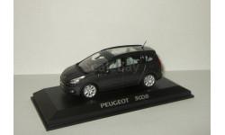 Пежо Peugeot 5008 Norev 1:43 473850, масштабная модель, 1/43