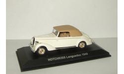 Hotchkiss 686 Biarritz 1949 Norev 1:43 590004, масштабная модель, 1/43