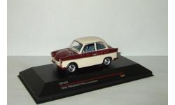 Трабант Trabant P50 Limousine 1958 IST 1:43 IST029 Раритет, масштабная модель, 1/43, IST Models