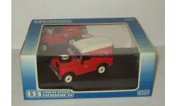 Land Rover II Station Wagon 4x4 Universal Hobbies 1:43 1536, масштабная модель, 1/43