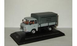 Баркас Barkas B1000 Pick Up (Deutsche Spedition Leipzig) IST Cars & Co 1:43 CCC046, масштабная модель, IST Models, scale43