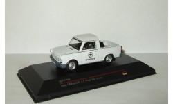 Трабант Trabant 1.1 Pick-Up Open 1990 Light Grey IST 1:43 IST179B Раритет, масштабная модель, IST Models, scale43