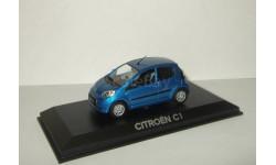 Ситроен Citroen C1 Norev 1:43 155108, масштабная модель, 1/43, Citroën
