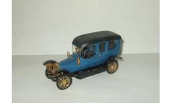 Руссо Балт С24 40 Лимузин 1913 постномерная сделано в СССР Агат Тантал Радон 1:43