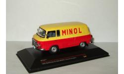 Баркас Barkas B1000 Фургон 'Minol' Kastenwagen 1960 IST 1:43 IST077, масштабная модель, IST Models, scale43