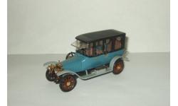 Руссо Балт С24 40 Лимузин Берлин 1913 постномерная сделано в СССР Агат Тантал Радон 1:43