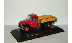 Ифа Ifa Framo V901 Pick-up 1957 Red and Black IST 1:43 IST034, масштабная модель, IST Models, scale43