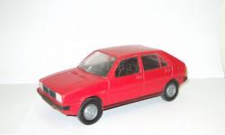 Игрушка Сааб Saab Lancia 600 GLS 1980 Сделано в СССР Эстония Made in Estonia 1:20, масштабная модель, scale18