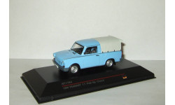 Трабант Trabant 1.1 Pick-Up Closed 1990 Light Blue IST 1:43 IST179A Выпуск прекращен, масштабная модель, 1/43, IST Models