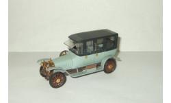 Руссо Балт С24 40 Лимузин Берлин 1913 постномерная СССР Агат Тантал Радон 1:43 Редкий Цвет