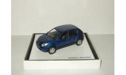Рено Dacia Renault Sandero 2008 Eligor 1:43, масштабная модель, 1/43
