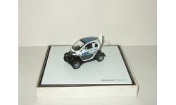 Рено Renault Twizy Eligor 1:43, масштабная модель, 1/43