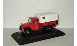 Ифа Ifa Framo V901/2 Kastenwagen Feuerwehr Пожарный 1954 IST Cars & Co 1:43 CCC054 Выпуск прекращен, масштабная модель, 1/43, IST Models