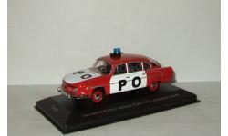 Татра Tatra 603/3 Czech PO Police Пожарная Полиция IST Foxtoys 1:43 FOX006 Выпуск прекращен, масштабная модель, IST Models, scale43