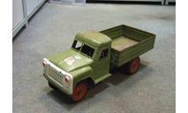 Игрушка Грузовик Газ 53 Липецкий тракторный завод 'ЛТЗ' Сделано в СССР 1:12, масштабная модель, scale12