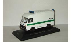 Авиа Avia A21 Czech Police Policie Ceske 1994 IST Foxtoys 1:43 FOX008 Выпуск прекращен, масштабная модель, IST Models, scale43
