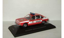Татра Tatra 613 Fire version Hasici Пожарная IST Foxtoys 1:43 FOX020 Выпуск прекращен, масштабная модель, IST Models, scale43