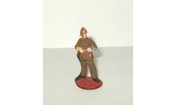 фигурка человек Пожарный (Пожарник) 1:43, фигурка, 1/43, Franklin Mint