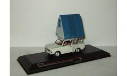 Трабант Trabant 601 S Saloon Camping 1980 IST 1:43 IST188 Выпуск прекращен, масштабная модель, IST Models, scale43