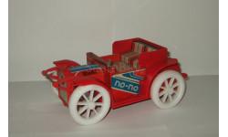 Игрушка старинная Машинка Форд Ford T Сделано в СССР 1:18, масштабная модель, scale18