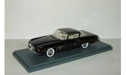 Крайслер Chrysler Dual Ghia L6.4 Черный NEO 1:43 NEO45415, масштабная модель, Neo Scale Models, scale43