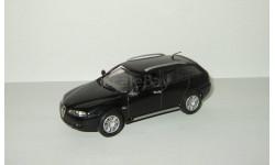 Альфа Ромео Alfa Romeo 156 Crosswagon 2004 4x4 Черный Norev 1:43, масштабная модель, scale43
