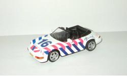Порше Porsche 911 Carrera 4 Politie Полиция Голландии Universal Hobbies 1:43, масштабная модель, scale43