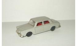 Lancia Flavia Серый Ремейк сделано в СССР 1:43, масштабная модель, 1/43