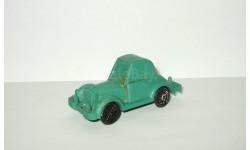 Игрушка Машинка старинная Бугатти Bugatti Сделано в СССР 1:50